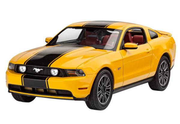 2010 Ford Mustang GT 1:25 07046