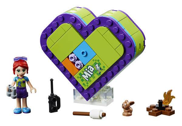 LEGO® Friends Mias Herzbox 41358 - Bild 1