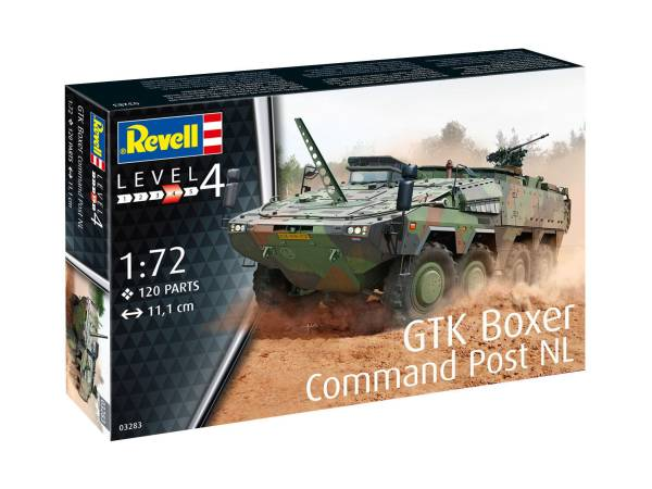 GTK Boxer Command Post NL 1:72 03283