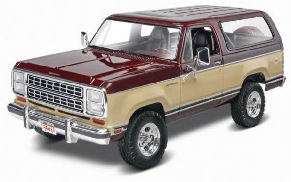 1980 Dodge Ramcharger 1:24 14372
