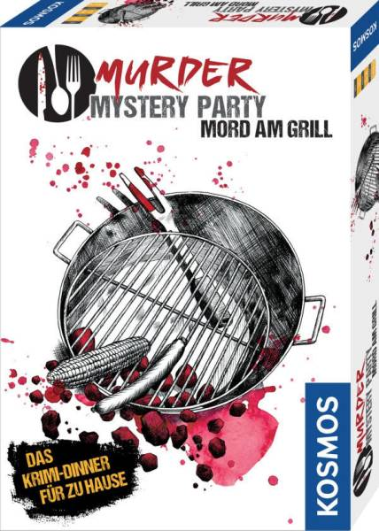 Murder Mystery Party - Mord am Grill 695118 - Bild 1