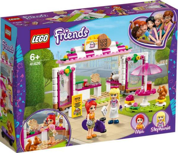 LEGO® Friends Heartlake City Waffelhaus 41426