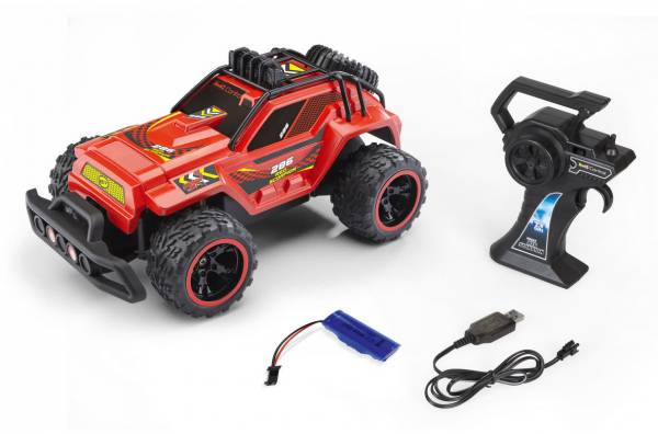 RC Buggy Red Scorpion 24474
