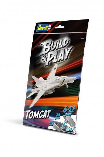 Build & Play F-14 Tomcat 1:100 06450 - Bild 1