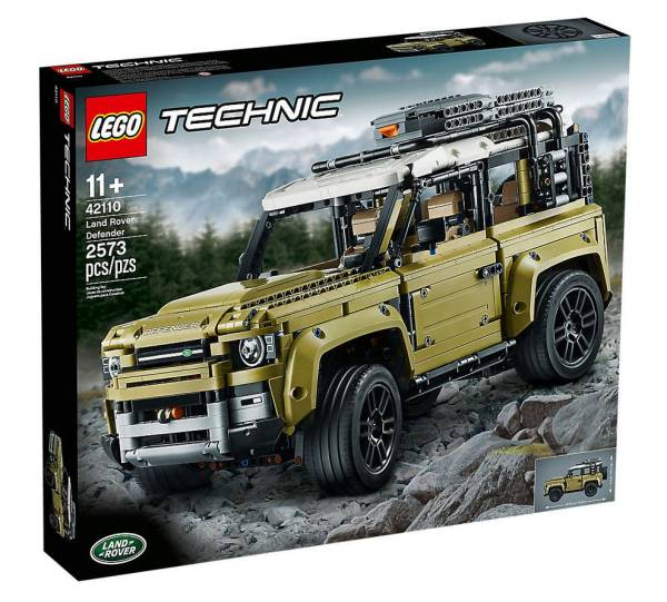 LEGO® Technic Land Rover Defender 42110