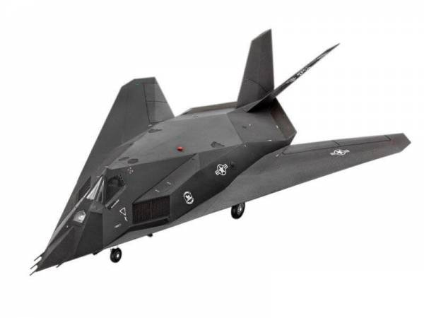 F-117A Nighthawk Stealth Fighter 1:72 03899 - Bild 1