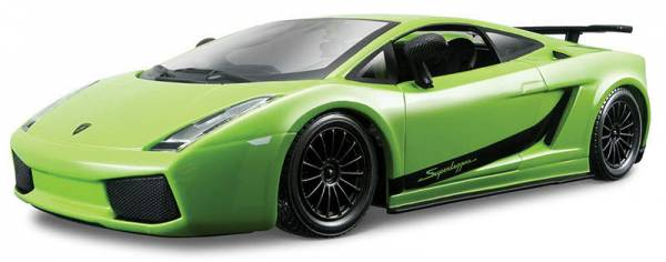 BB 1:24 Lamborghini Gallardo Superlege 15622108