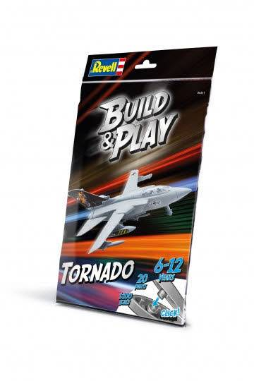 Build & Play Tornado IDS 1:100 06451 - Bild 1