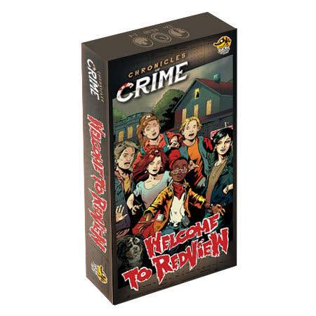 Chronicles of Crime Redview Erw. 1021938