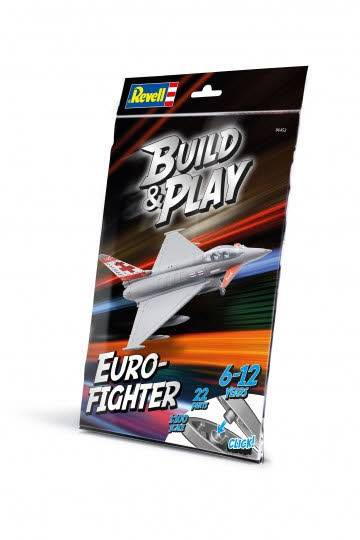 Build & Play Eurofighter Typhoon 1:100 06452 - Bild 1