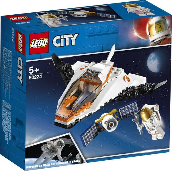 LEGO® City Satelliten-Wartungsmission 60224 - Bild 1