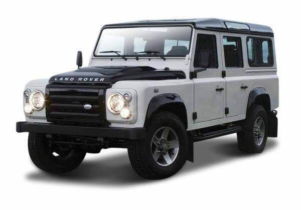 Land Rover Defender 110 1:32 15643029
