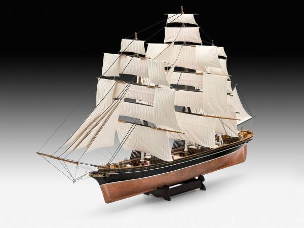 Cutty Sark 150th Anniversary 1:220 05430
