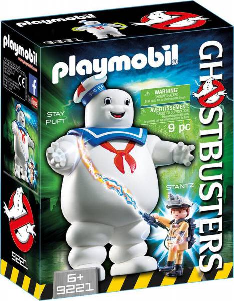 Stay Puft Marshmallow Man 9221