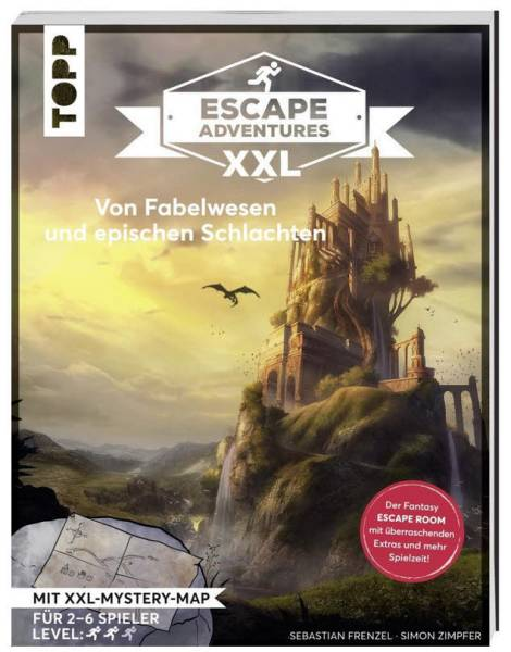 Escape Adventures XXL Fabelwesen 4927