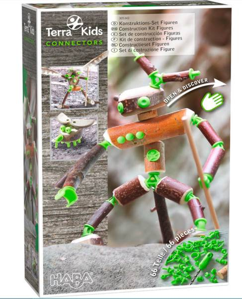 Terra Kids Connectors Konstruktions-Set Figuren 305343 - Bild 1