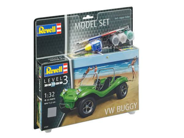 Model Set VW Buggy 1:32 67682