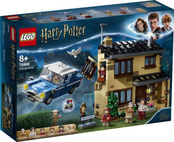 LEGO® Harry Potter Ligusterweg 4 75968