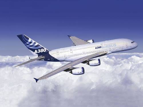 Airbus A380 Demonstrator easy kit 1:288 06640 - Bild 1