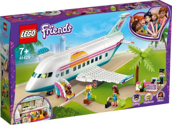 LEGO® Friends Heartlake City Flugzeug 41429