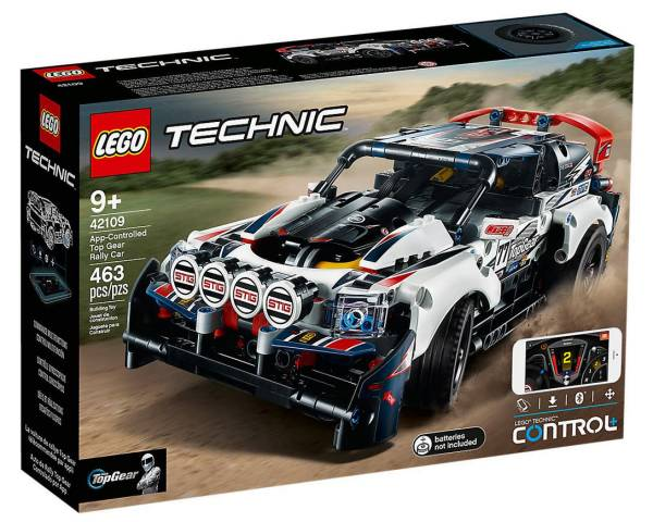 LEGO® Technic Top-Gear-Rallyeauto 42109