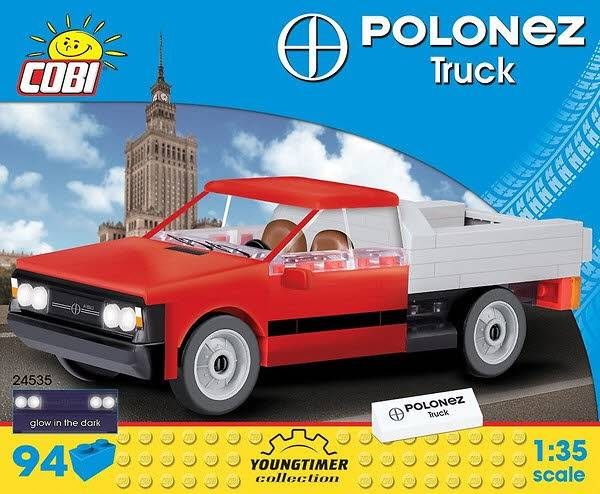FSO Polonez Truck 94 Teile 24535