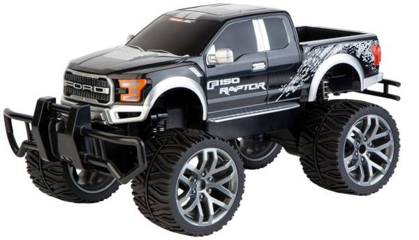 Ford F-150 Raptor black 2,4GHz 370142027X - Bild 1