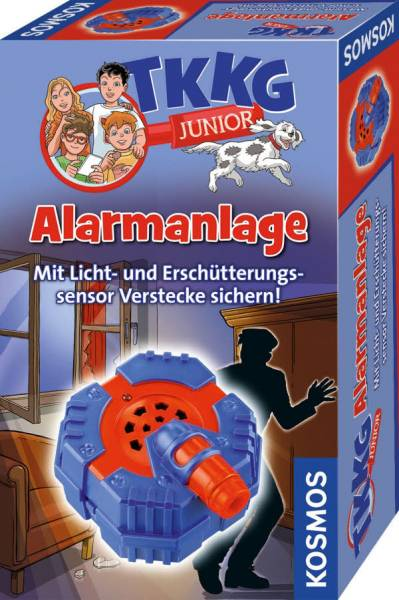 TKKG Junior Alarmanlage 654511