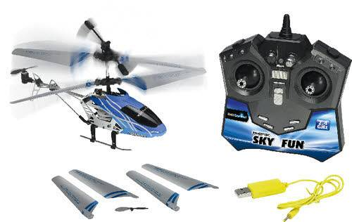 RC Helicopter Sky Fun 23982 - Bild 1