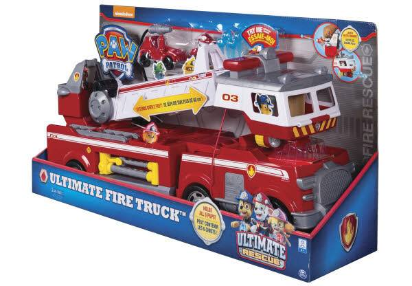 PAW Patrol Ultimate Rescue Fire Truck 14758